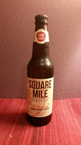 "Square Mile ""The Original"" Bottle"