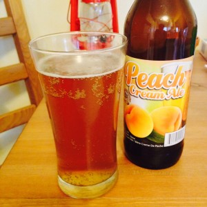 Peach Cream Ale