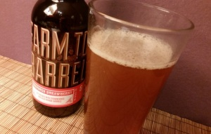 Almanac Beer's Dogpatch Strawberry