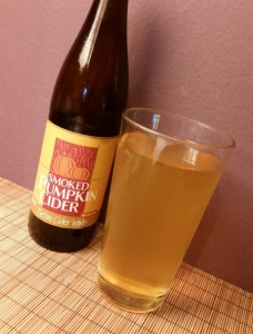 Tieton Smoked Pumpkin Cider