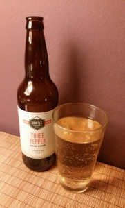 Seattle Cider Three Pepper