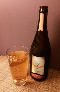 Snowdrift Cider's Cliffbreaks Blend