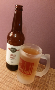 Seattle Cider Oaked Maple