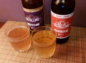 Schilling Spiced Cider & Chaider