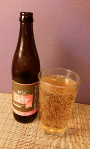 Tieton Cider Works Apricot Semi-Dry