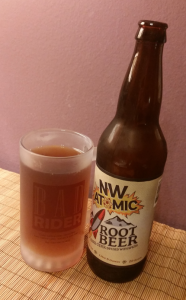 Elemental Cider - NW Atomic Root Beer